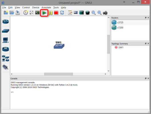 Setting Up GNS3, Part I: Initial Configuration – @SiriusCyberntx